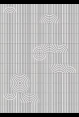 NANCHOW HAND MADE CEMENT TILE, 1600 x 2200MM (ZENEN RIPPLE)