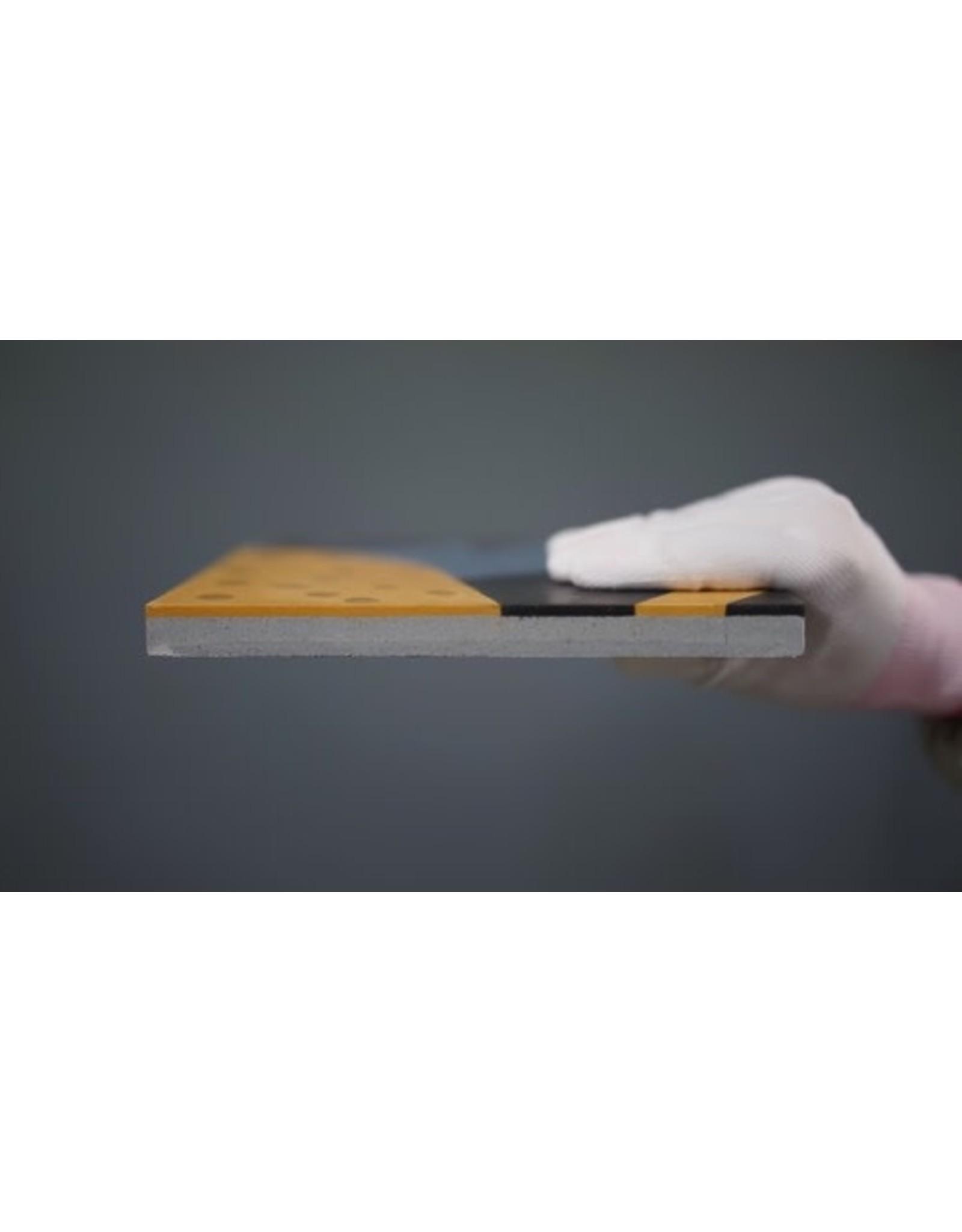 NANCHOW HAND MADE CEMENT TILE, 200 X 200 X 16MM (GREEN)