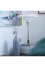 PH 3½-2½ TABLE LAMP WITH BRASS FINISH
