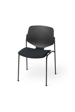 NOVA SEA CHAIR WITH UPHOLSTERED SEAT
