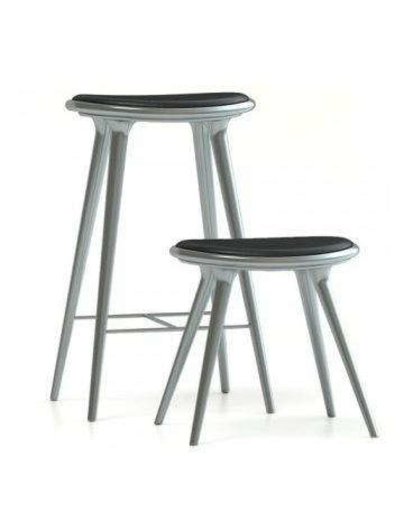 01023 ETHICAL再生铝造矮凳