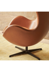 EGG CHAIR WITH FOOTSTOOL