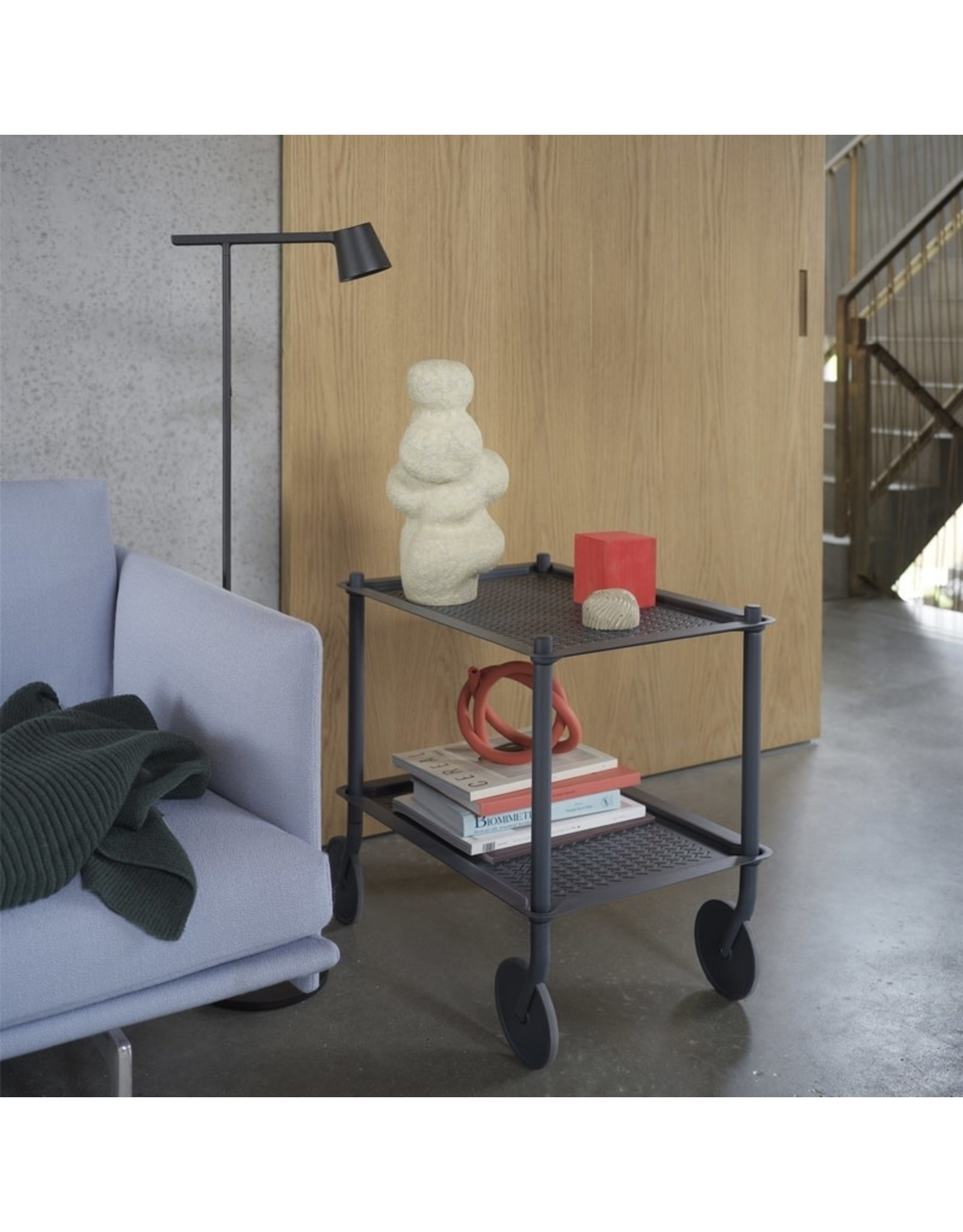 FLOW TROLLEY 2 LAYER