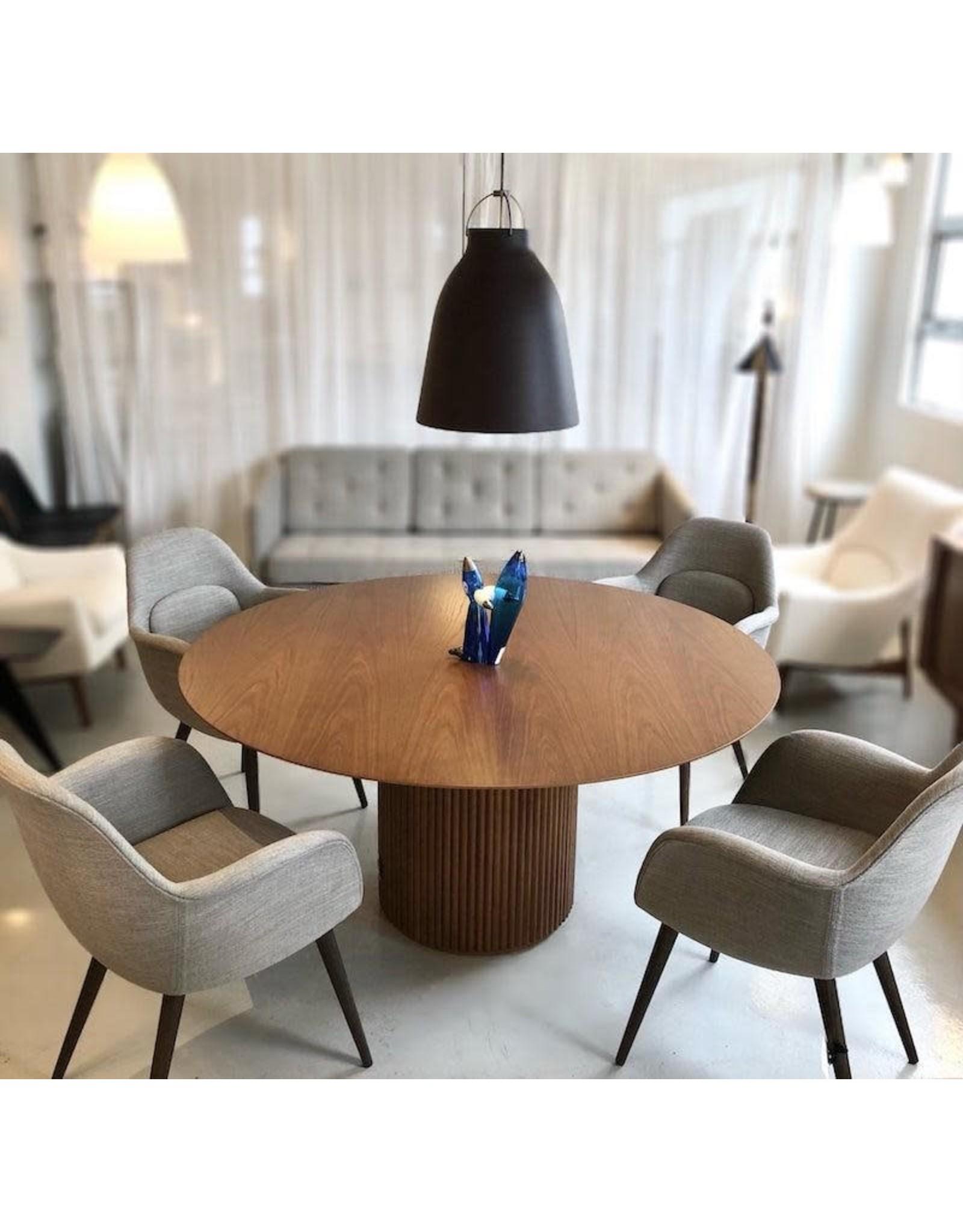 PALAIS ROYAL LARGE ROUND DINING TABLE