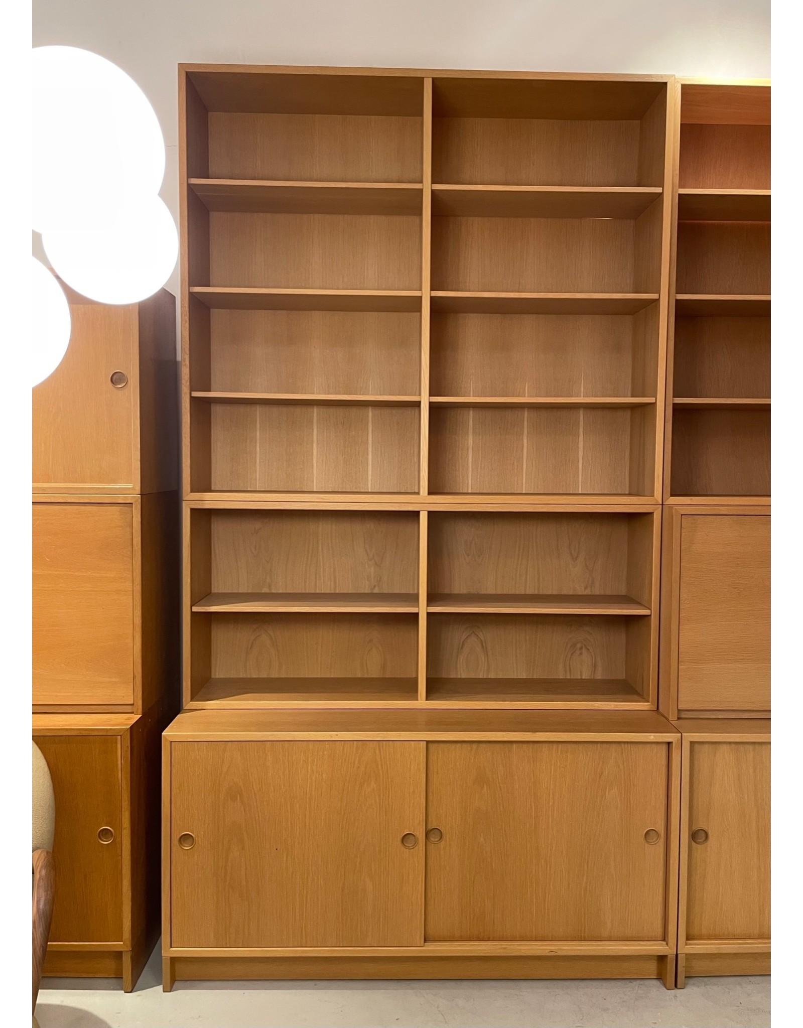 1960's ORESUND OAK BOOKCASE