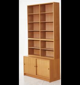 1960's ORESUND 橡木書櫃