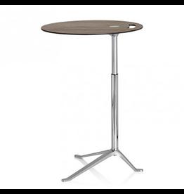 KS11 LITTLE FRIEND HEIGHT ADJUSTABLE MULTI-PURPOSE TABLE IN WALNUT