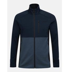 Peak Performance Vertical Mid Zip Jacket Men