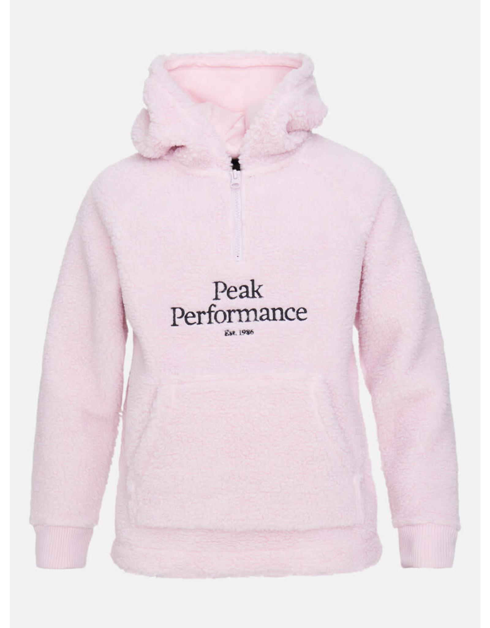 Peak Performance Original Pile Half Zip Junior