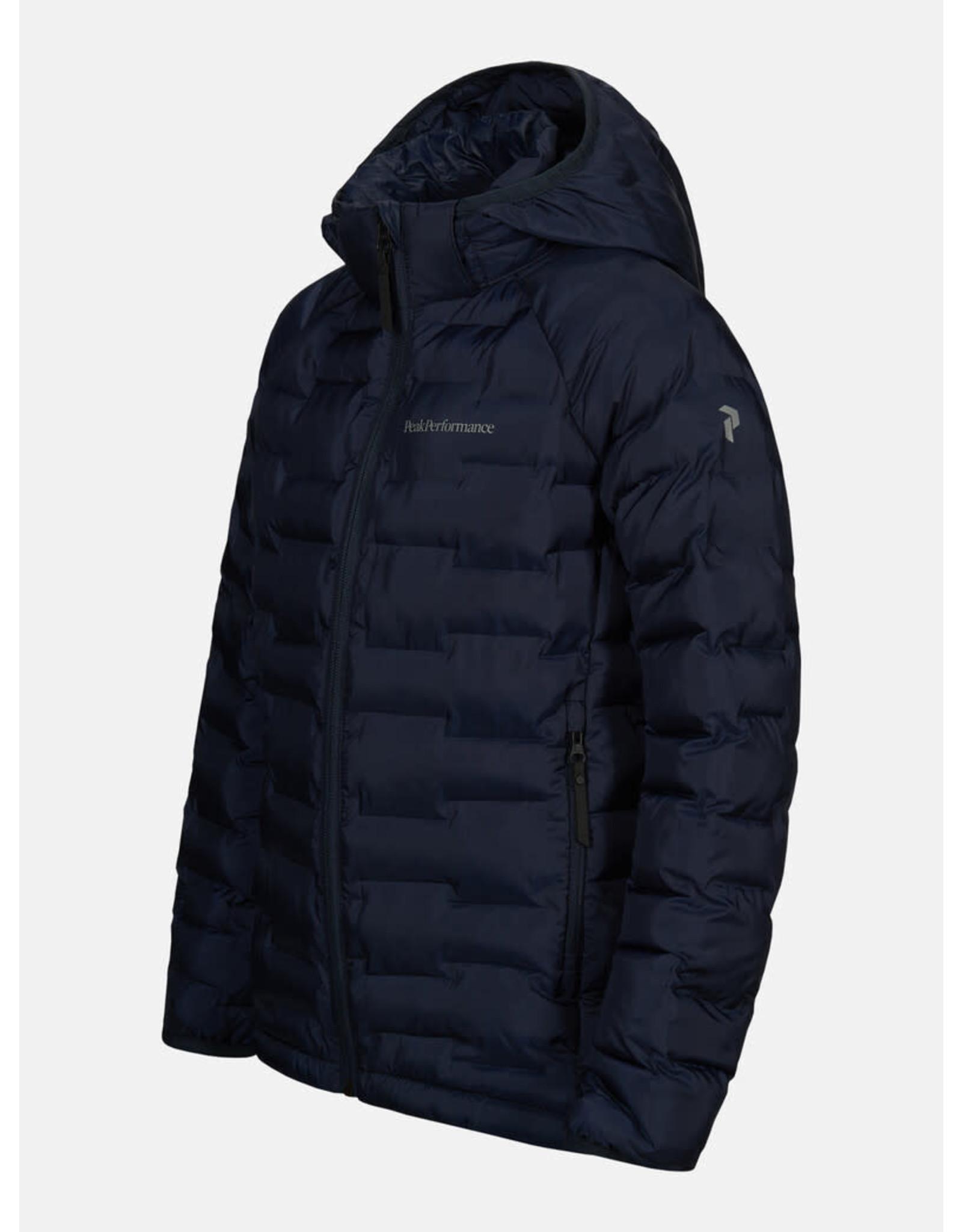 Peak Performance Argon Light Hood JKT Junior