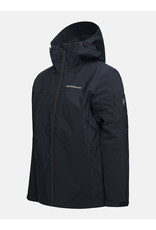 Peak Performance Maroon Ski Jacket Men