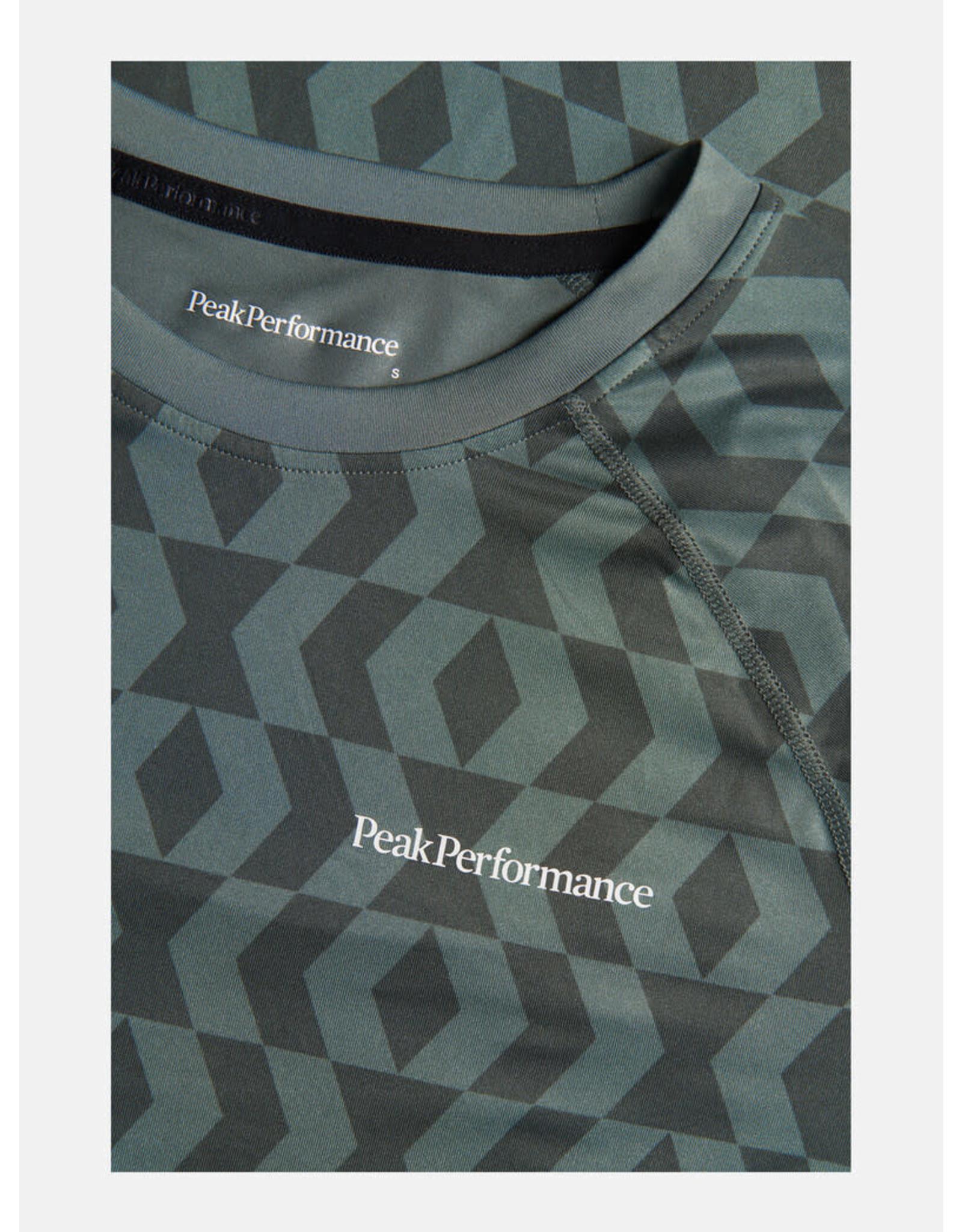 Peak Performance SPIRIT PRINT CREW WOMEN