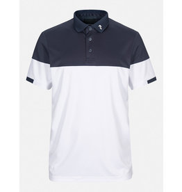 Peak Performance PLAYER BLOCK POLO MEN
