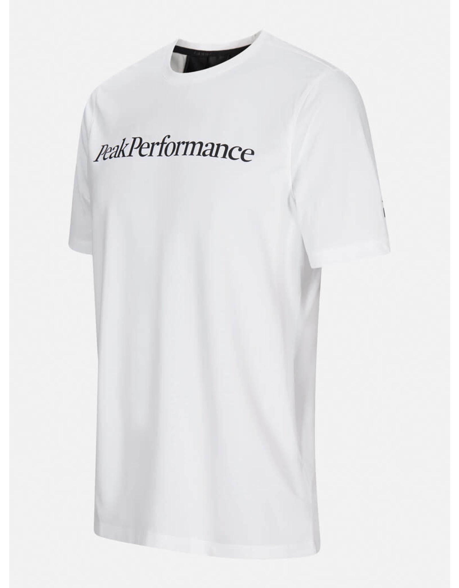Peak Performance ALUM LIGHT Shirt Korte Mouw MEN