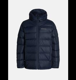 Peak Performance Frost Down Jacket Men Blue S