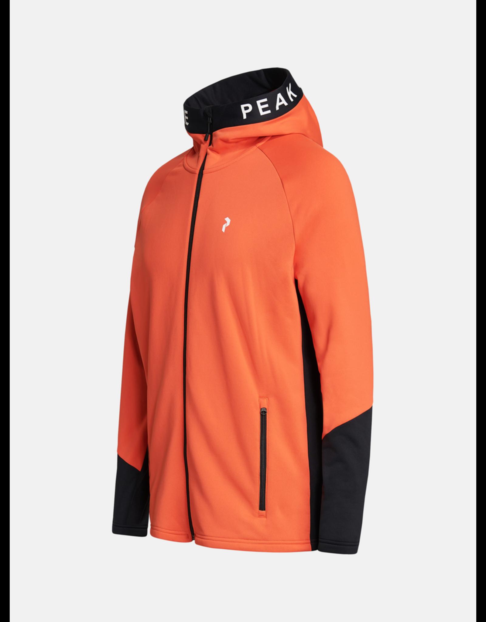 Peak Performance RIDER ZIP HOOD MEN Z Or