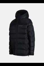 Peak Performance Frost Down Jacket Men Zwart
