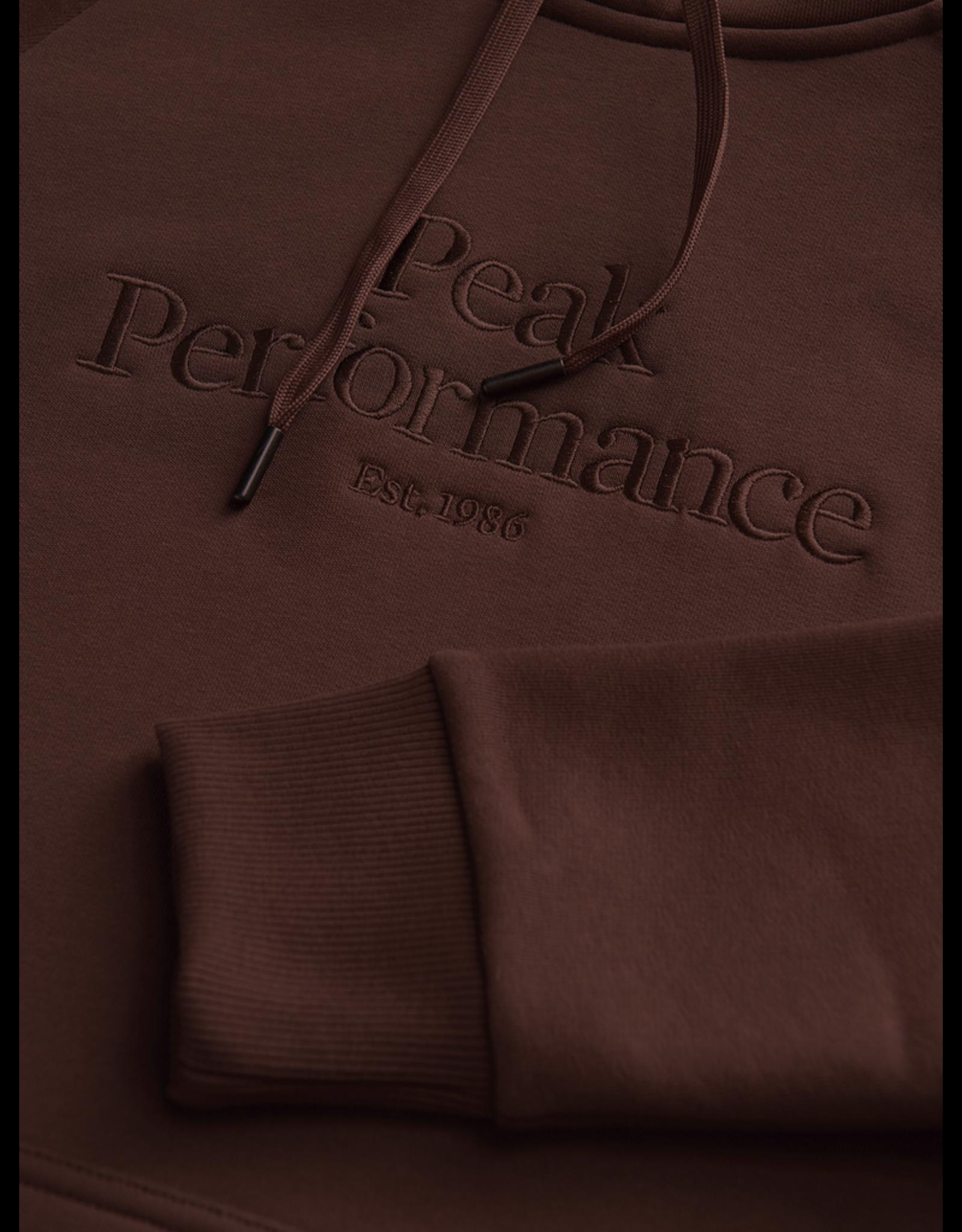 Peak Performance Original Hood Men RR