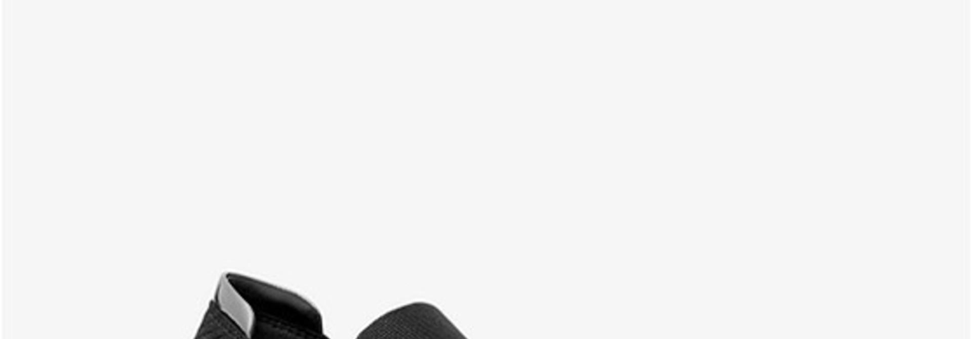 Michael Kors / Felix Trainer  BLK/WHT