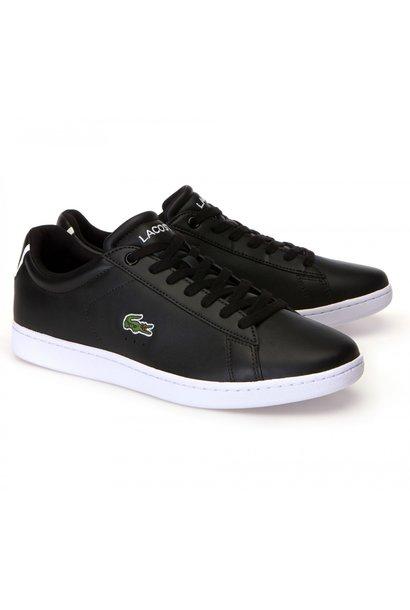 Lacoste / Powercourt BLK/WHT Leather