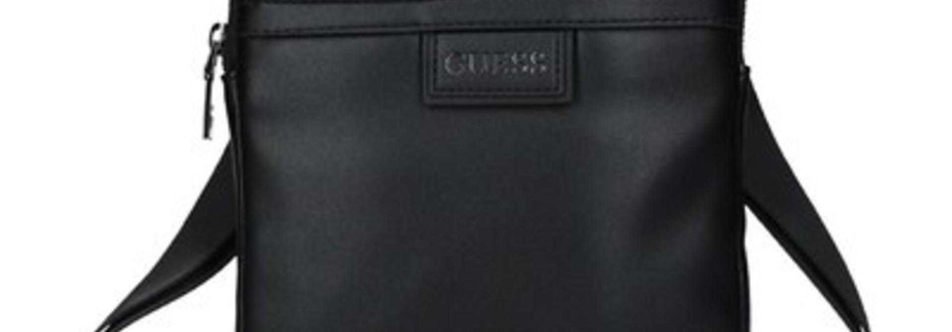 Guess/schoudertas blu