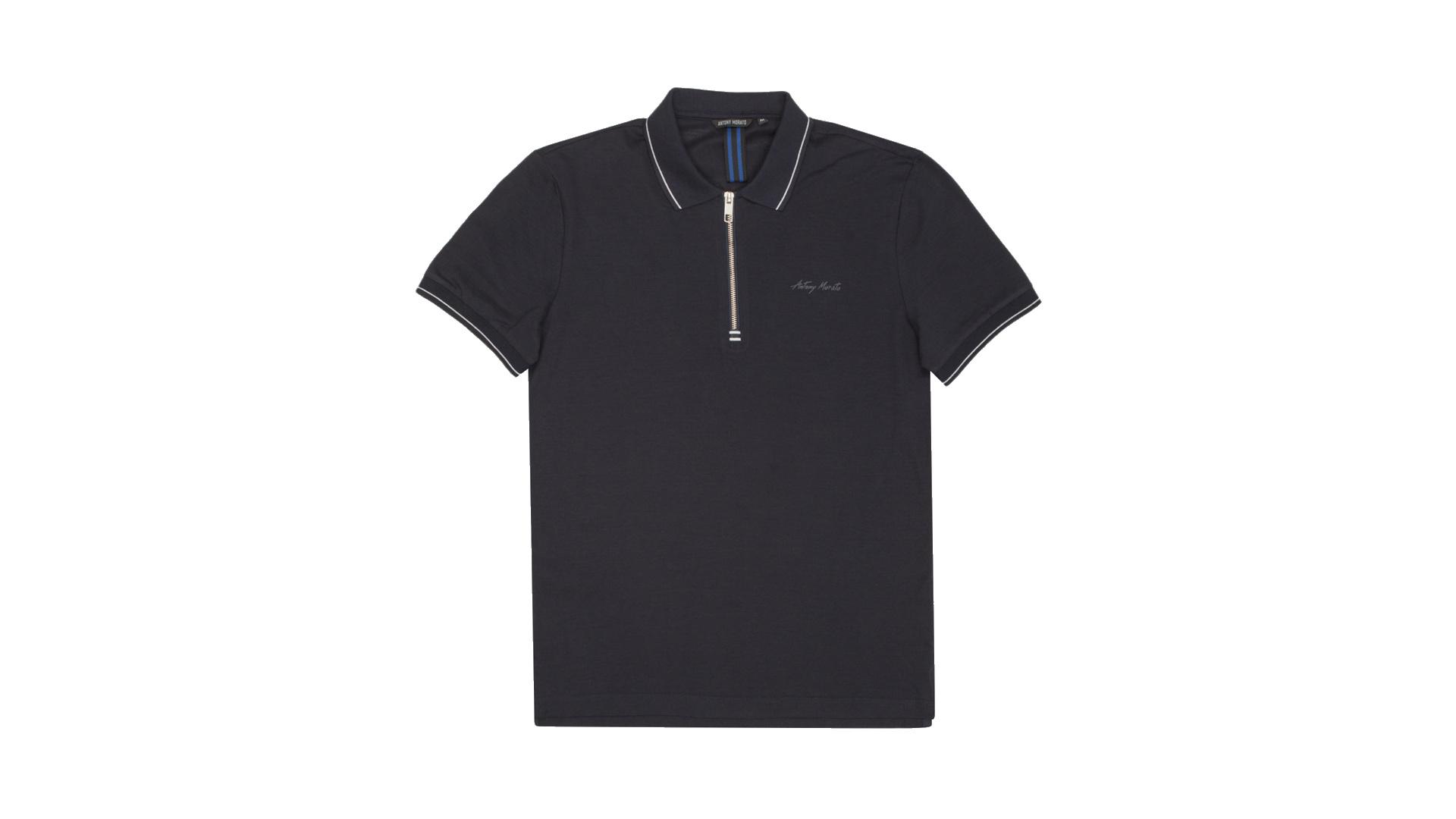 Antony Morato Poloshirt Black-1