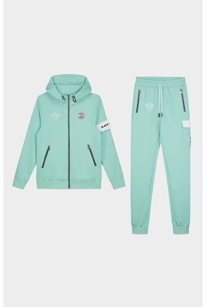 Command Tracksuit Mint Green