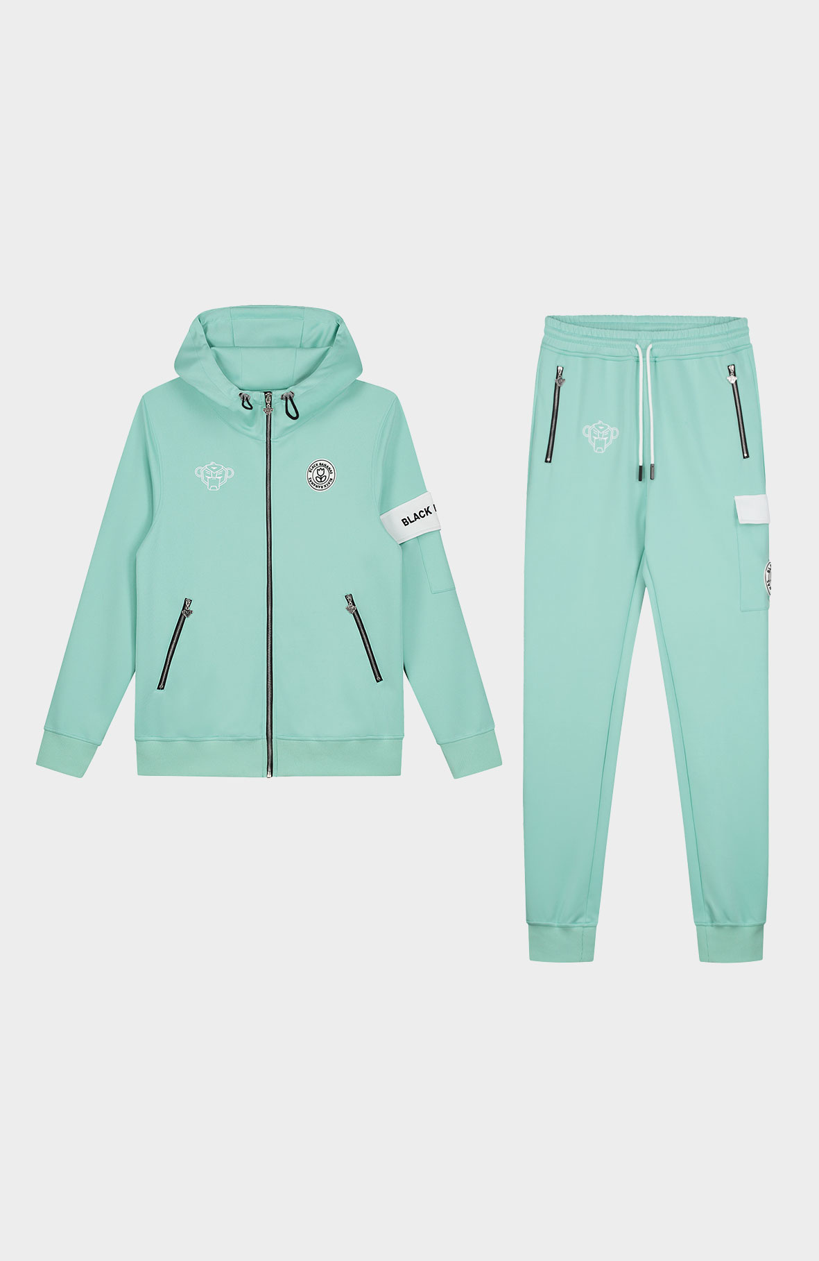 Command Tracksuit Mint Green-1