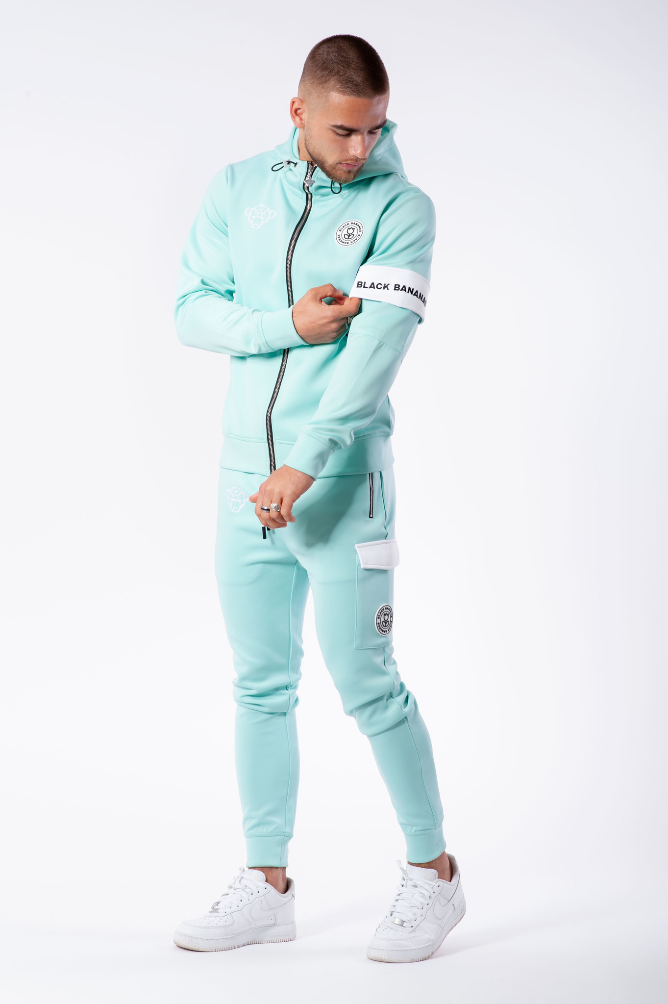 Command Tracksuit Mint Green-2