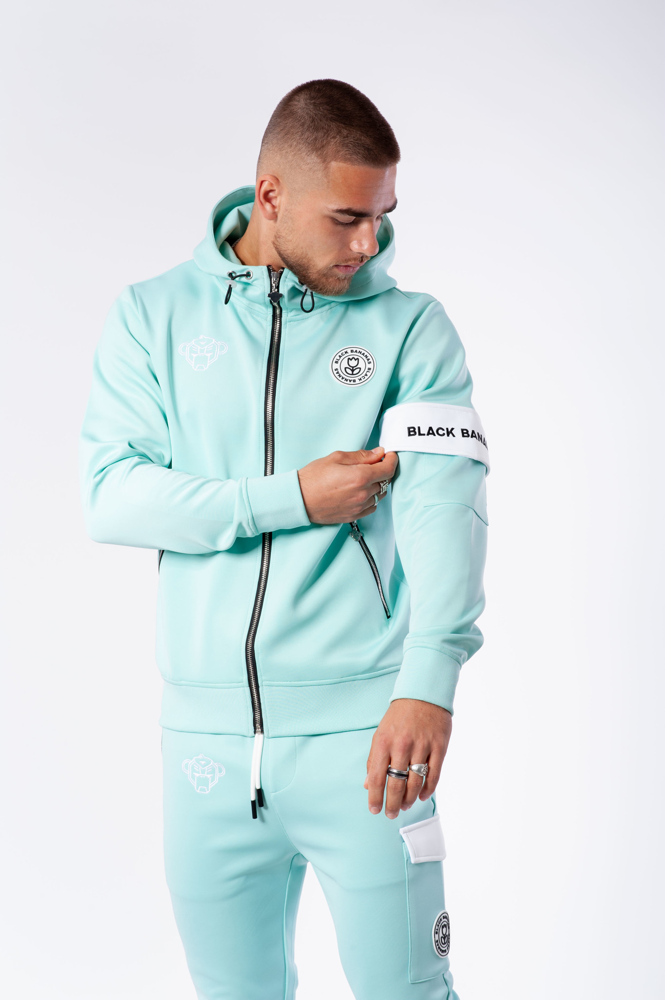 Command Tracksuit Mint Green-3
