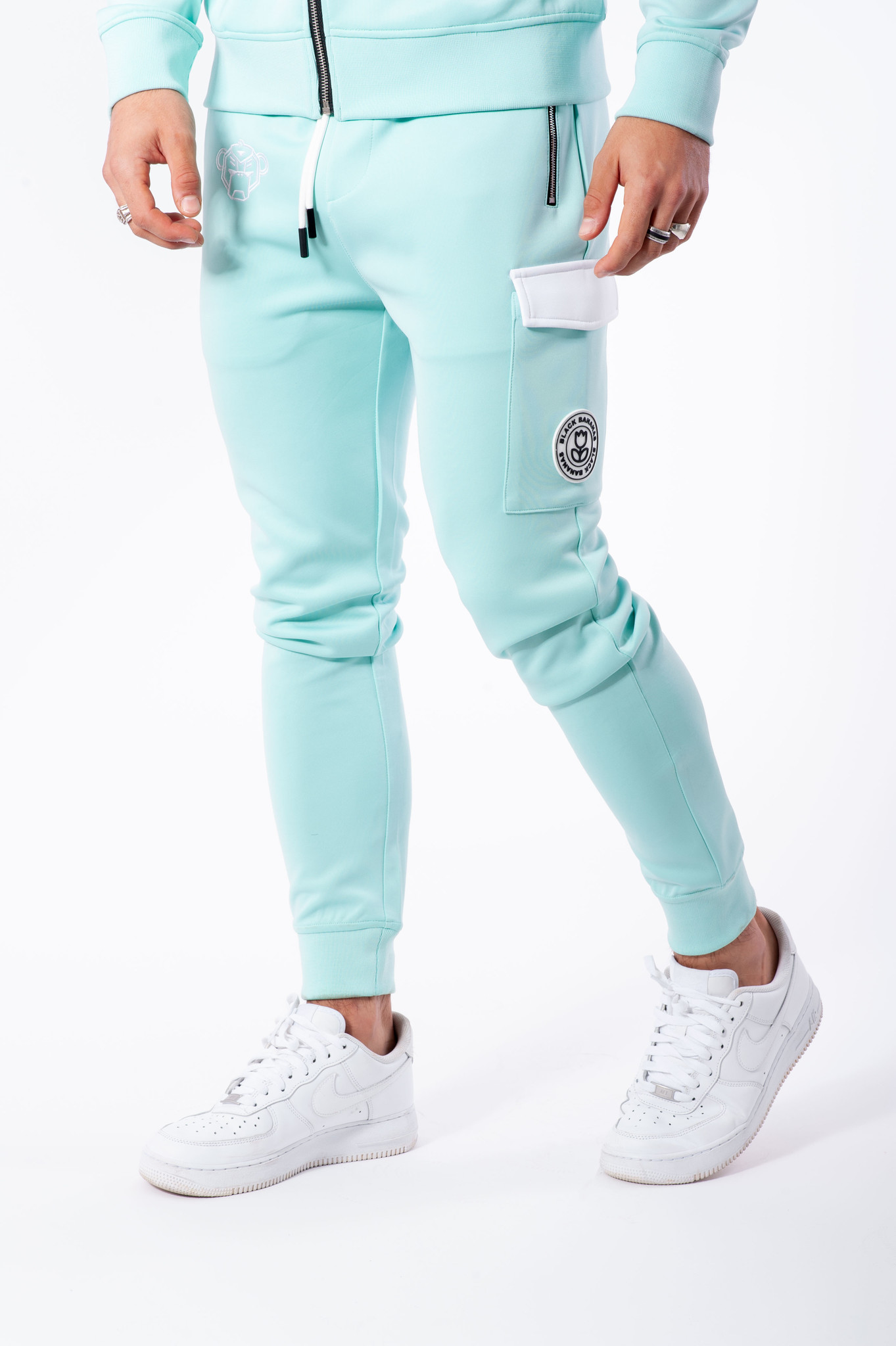 Command Tracksuit Mint Green-4