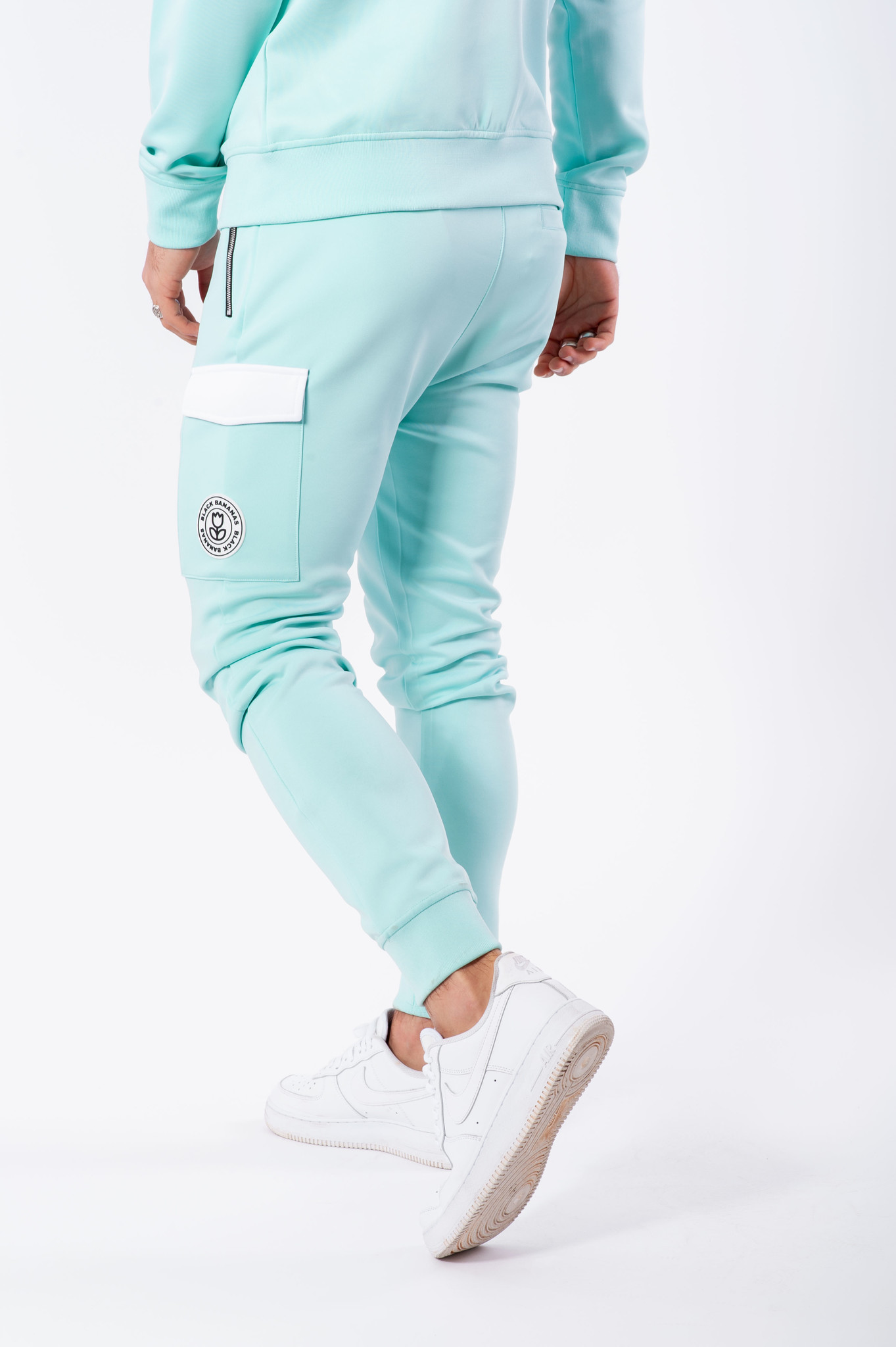 Command Tracksuit Mint Green-5