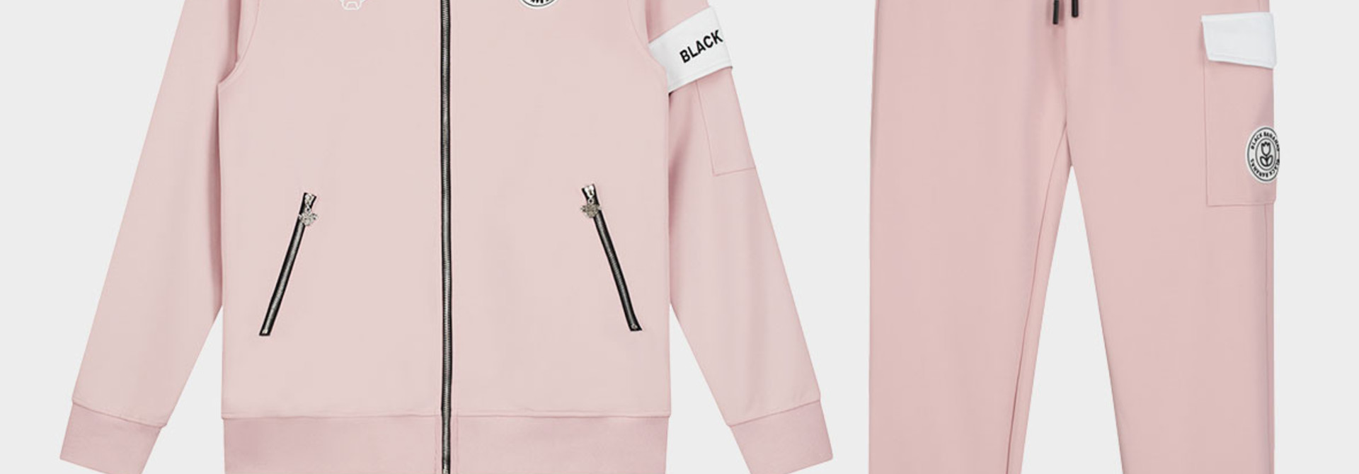 Command Tracksuit Peach