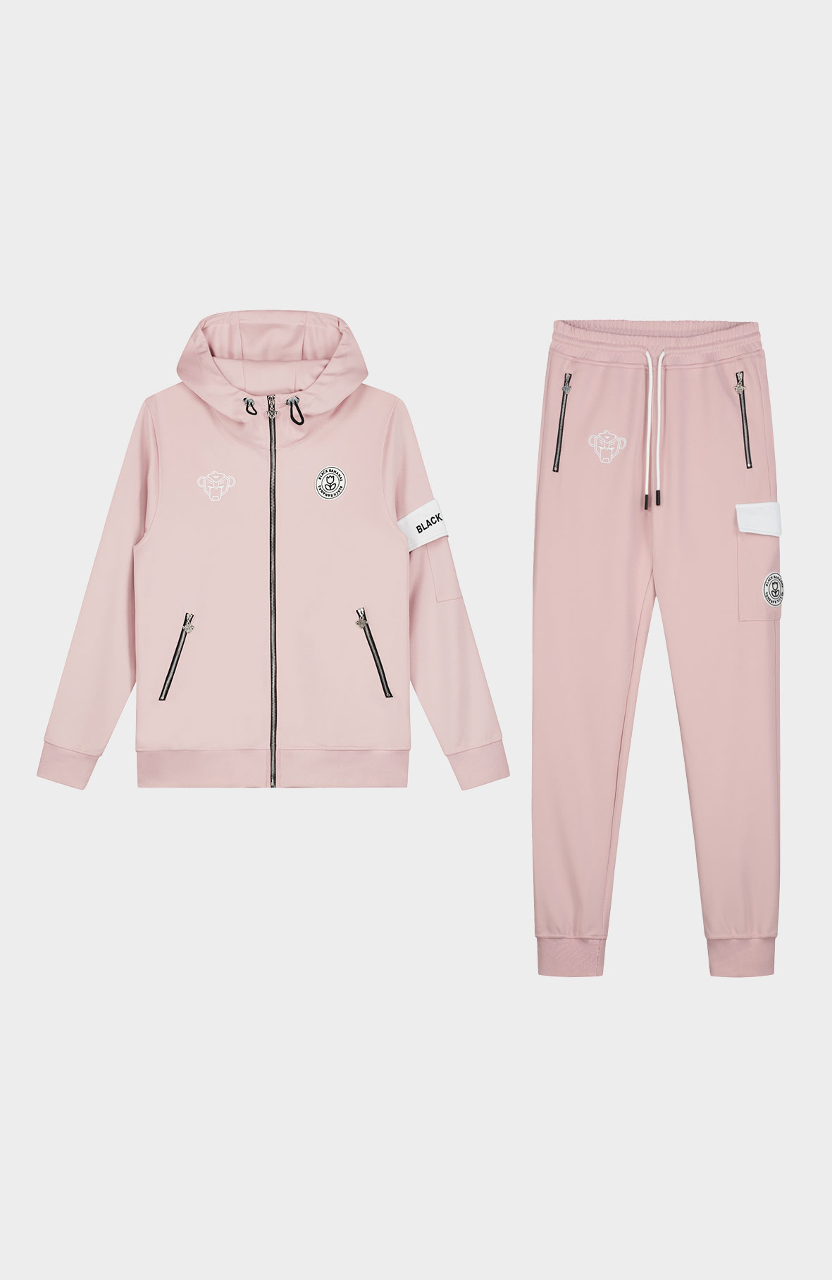 Command Tracksuit Peach-1