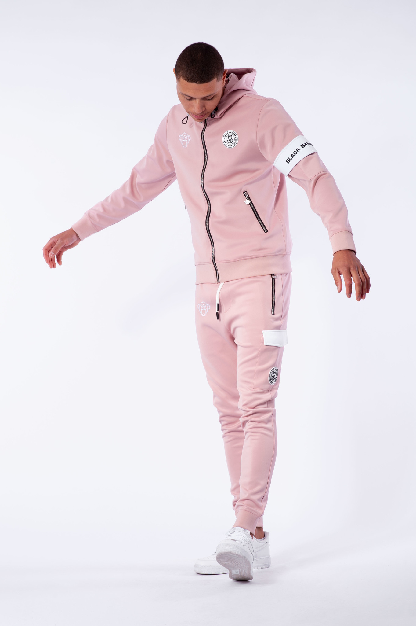 Command Tracksuit Peach-2
