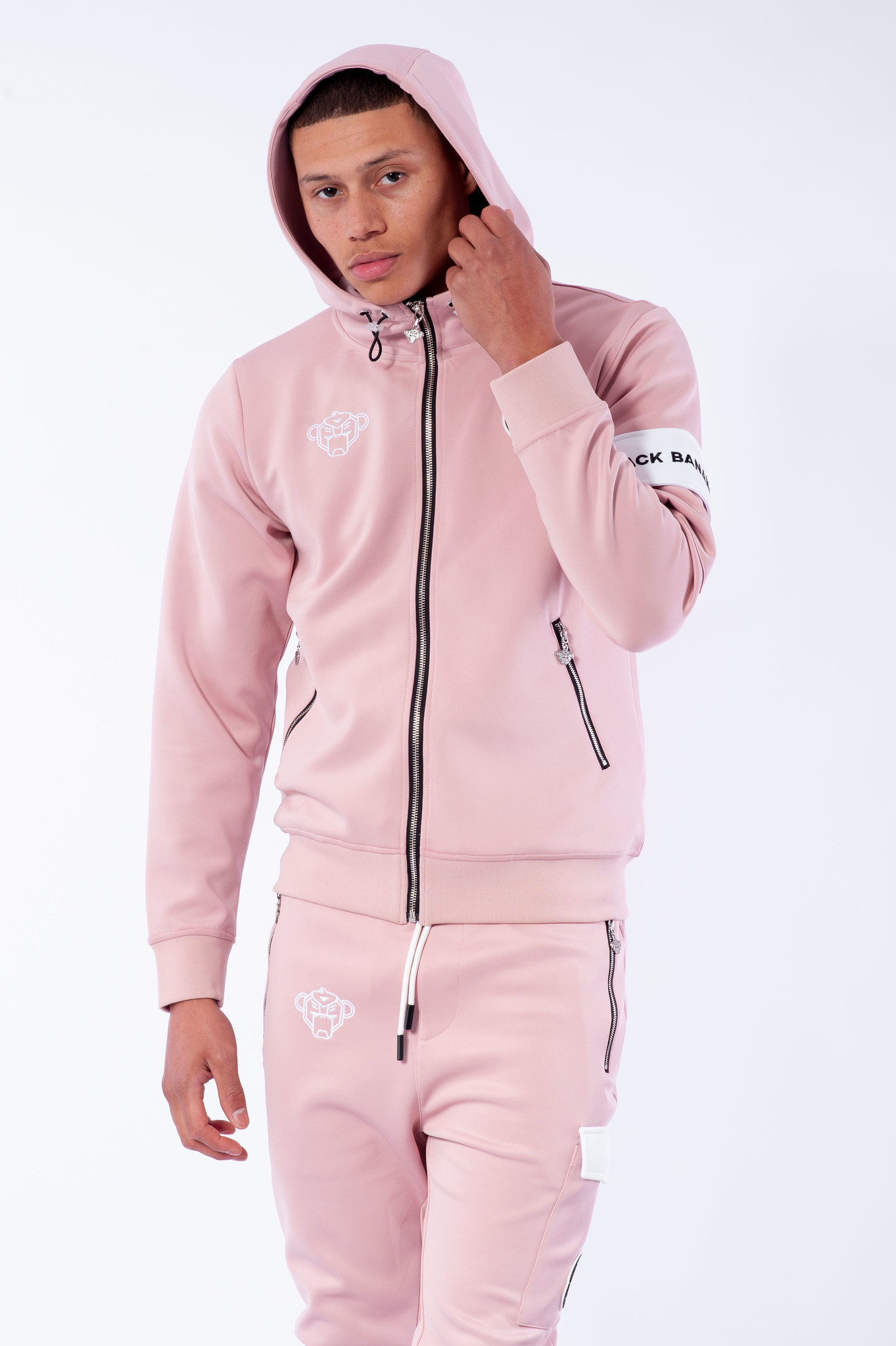 Command Tracksuit Peach-3
