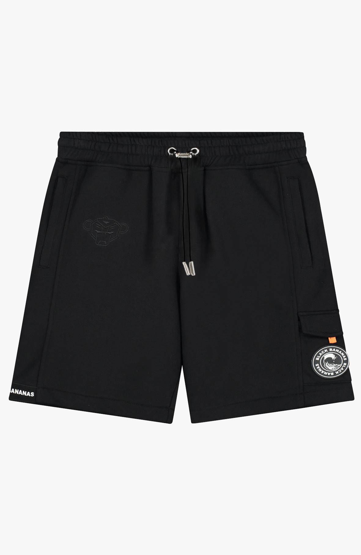 Ribbon Short Black-1