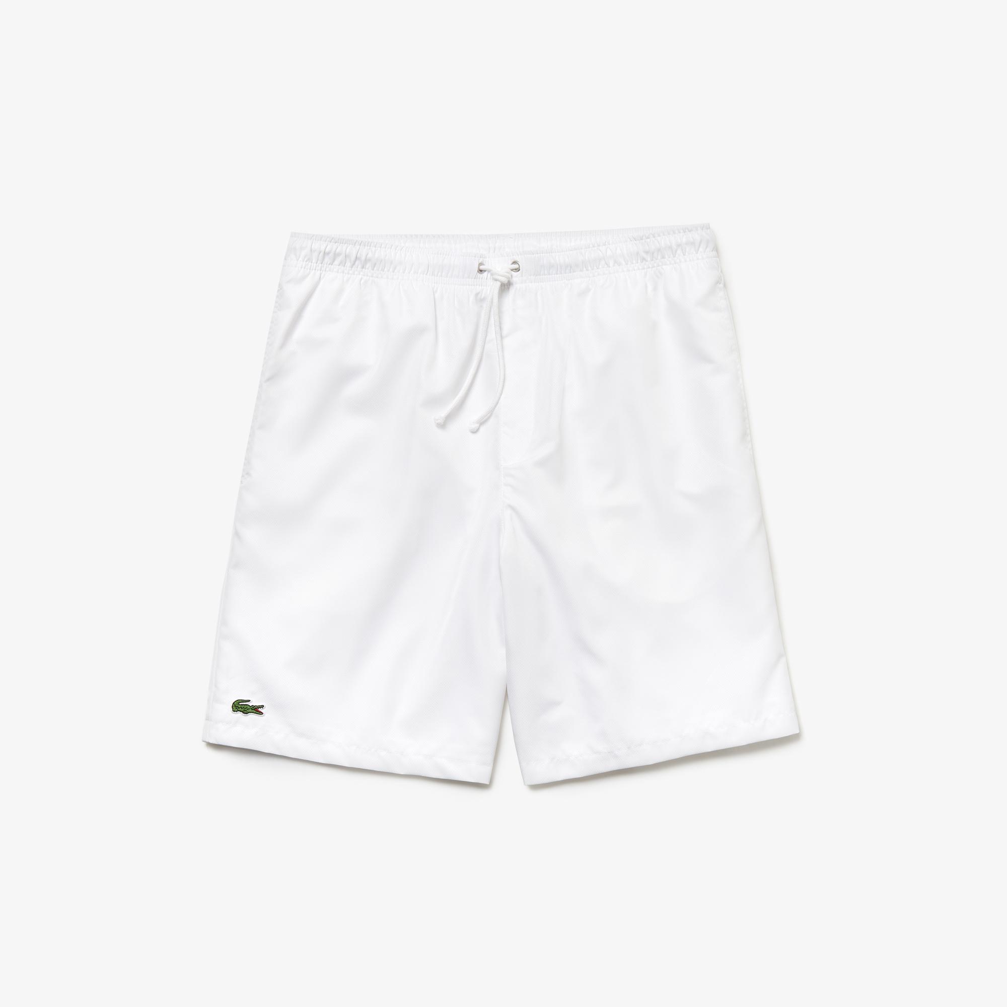 Lacoste Short White-1