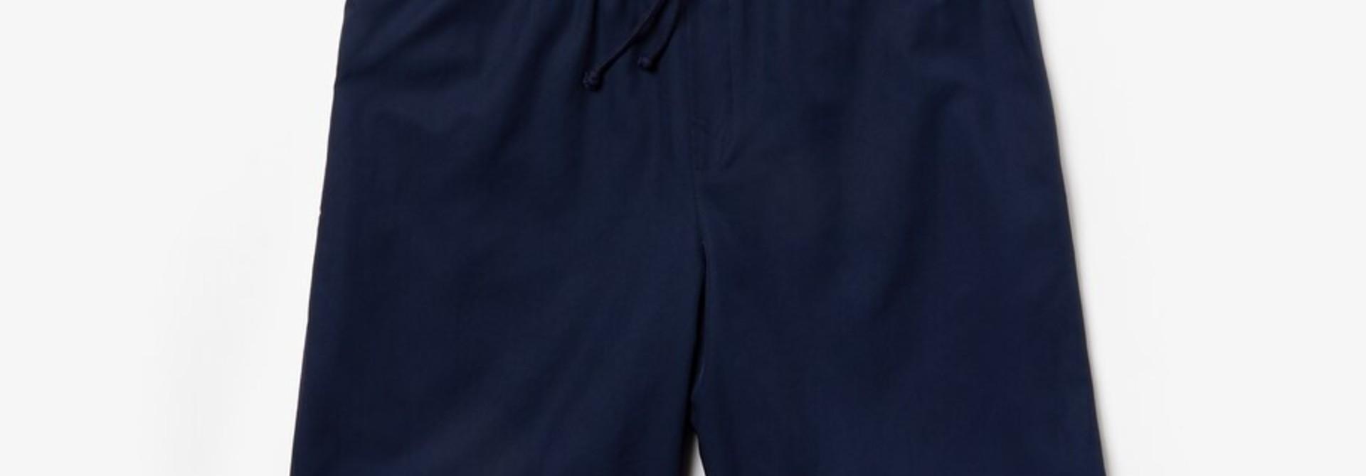 Lacoste Short Navy Blue