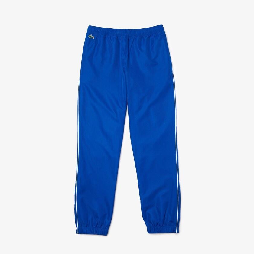 Lacoste sport trainingspak heren Blue/white-3