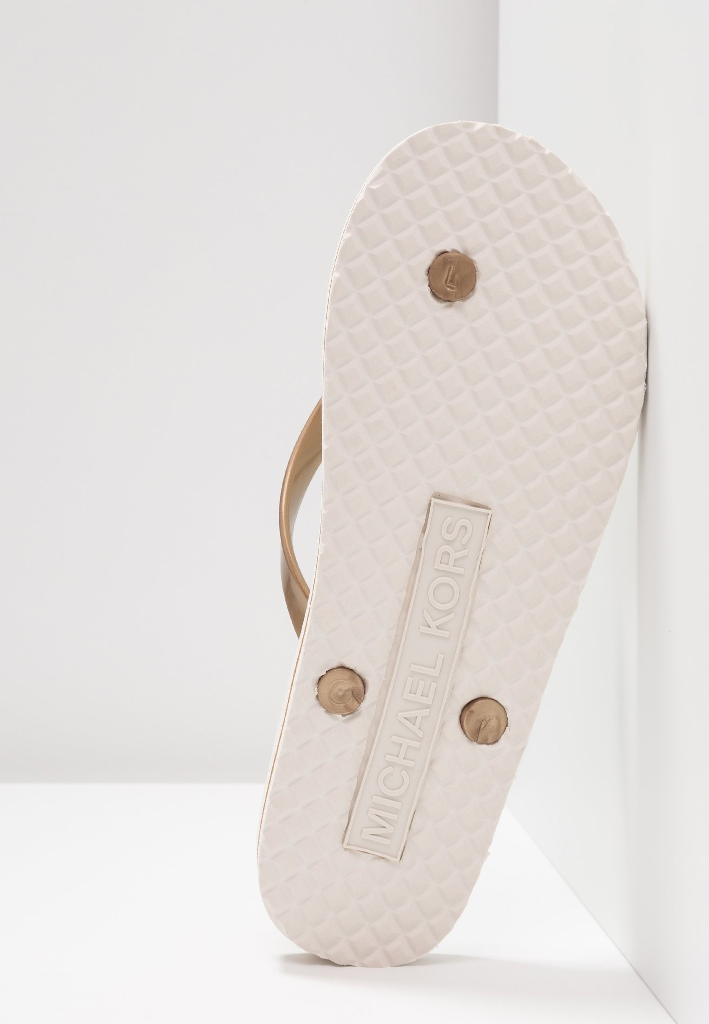 Michael Kors  Flip Flop Stripe Eva Vanille-4