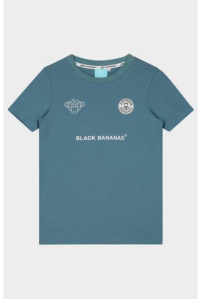 Jr. F.C. Basic Short Blue