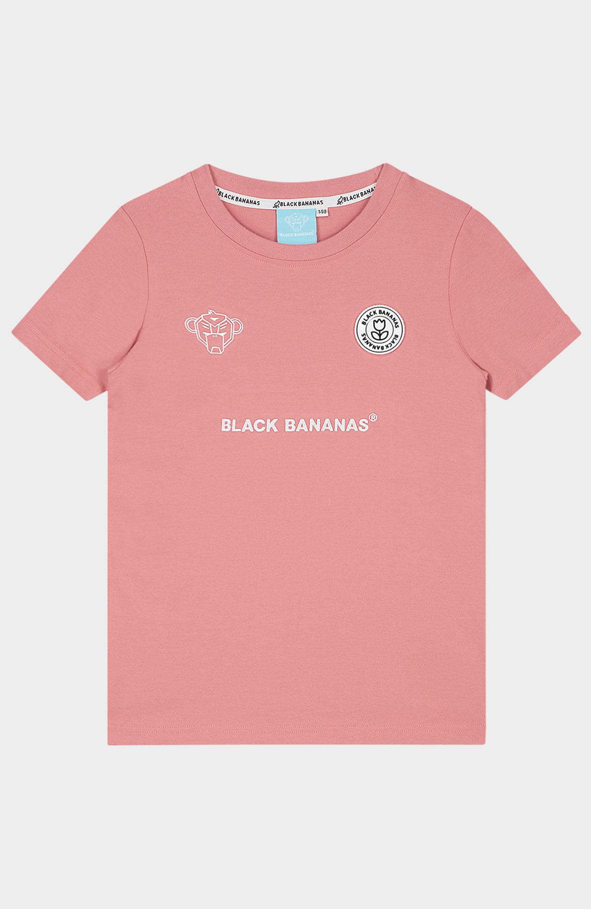 Jr. F.C. Basic Tee Pink-1