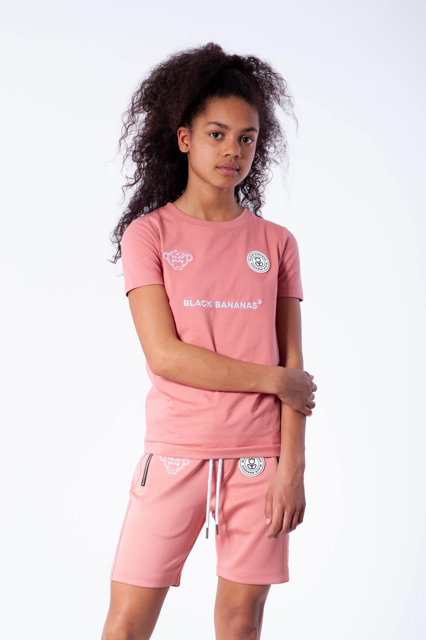Jr. F.C. Basic Tee Pink-2