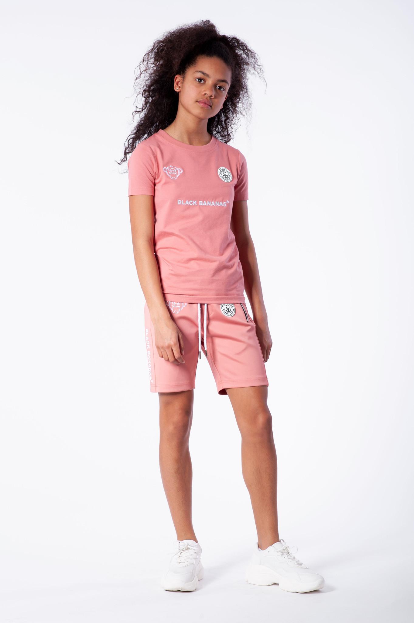 Jr. F.C. Basic Tee Pink-3