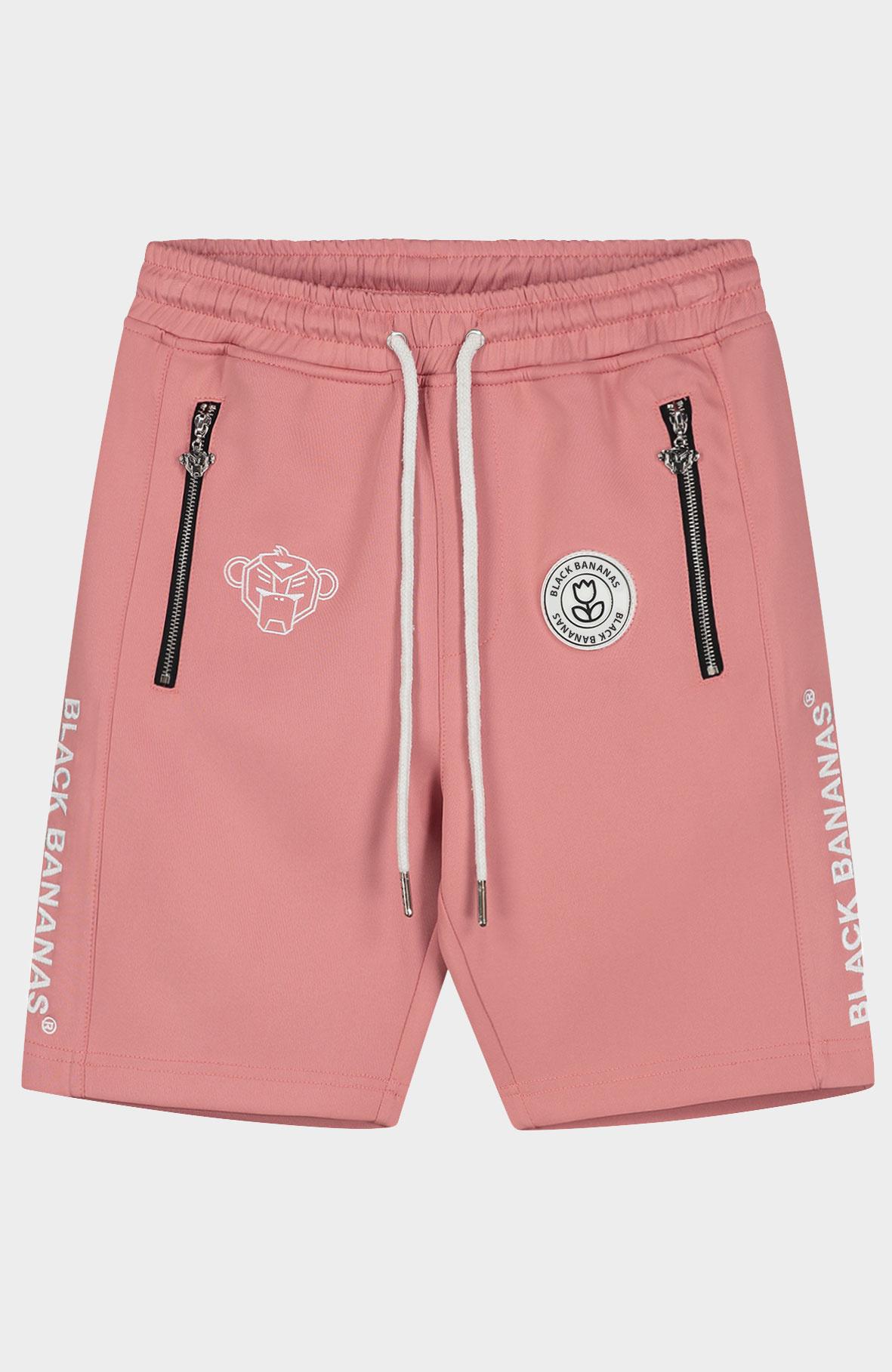 Jr. F.C Basic Short Pink-1