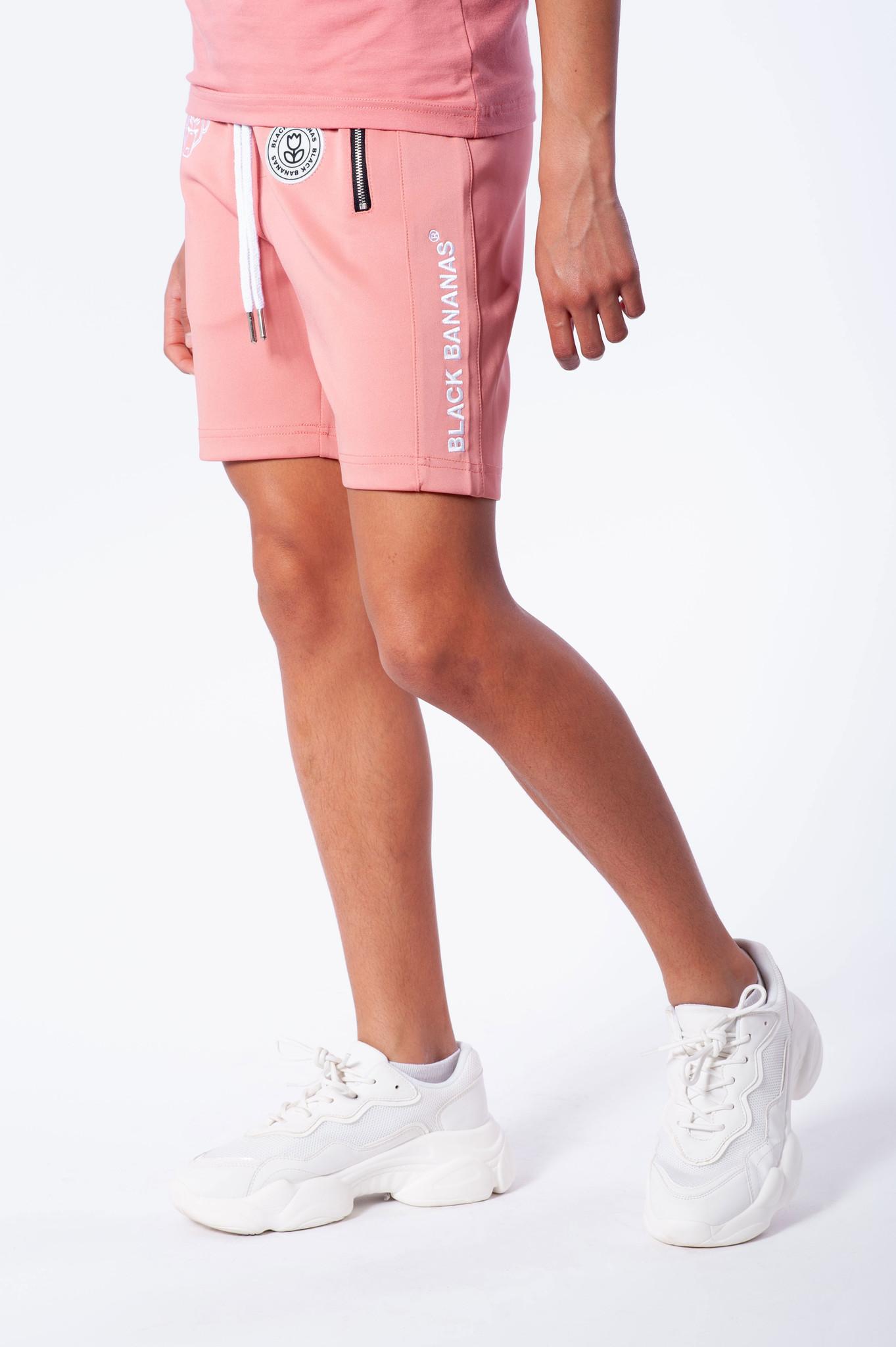 Jr. F.C Basic Short Pink-2