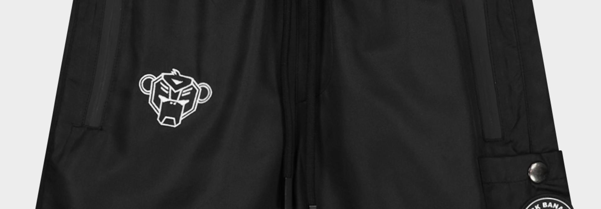 Jr. Pocket Swimshort Black