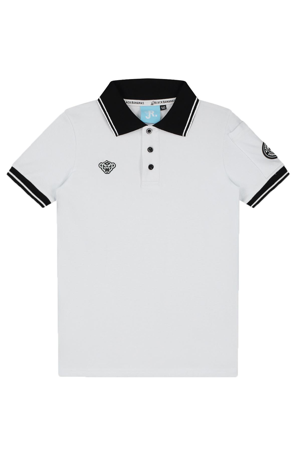 Jr. Wacy Polo White-1