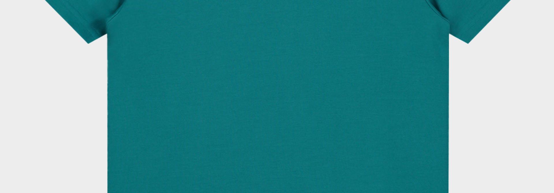 Clear Tee Light Blue